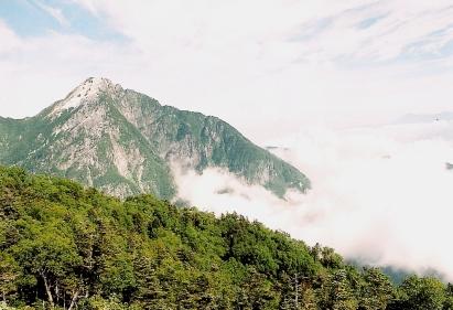 Mt. Kai-komagatake