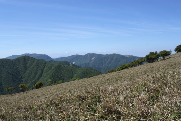 Suzuka Mountains, Mie Prefecture