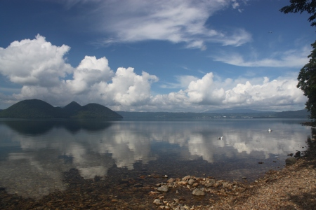 Lake Toya, Hokkaido