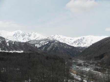 Hakuba - April 3, 2014